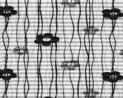 Transparente Plissees